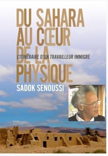 Dr  Sadok Senoussi Directeur de Recherche Scientifique au CNRS,