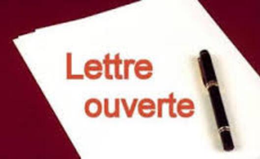 La Lettre Ouverte Et Exemple L Examen Normalise College Lycee