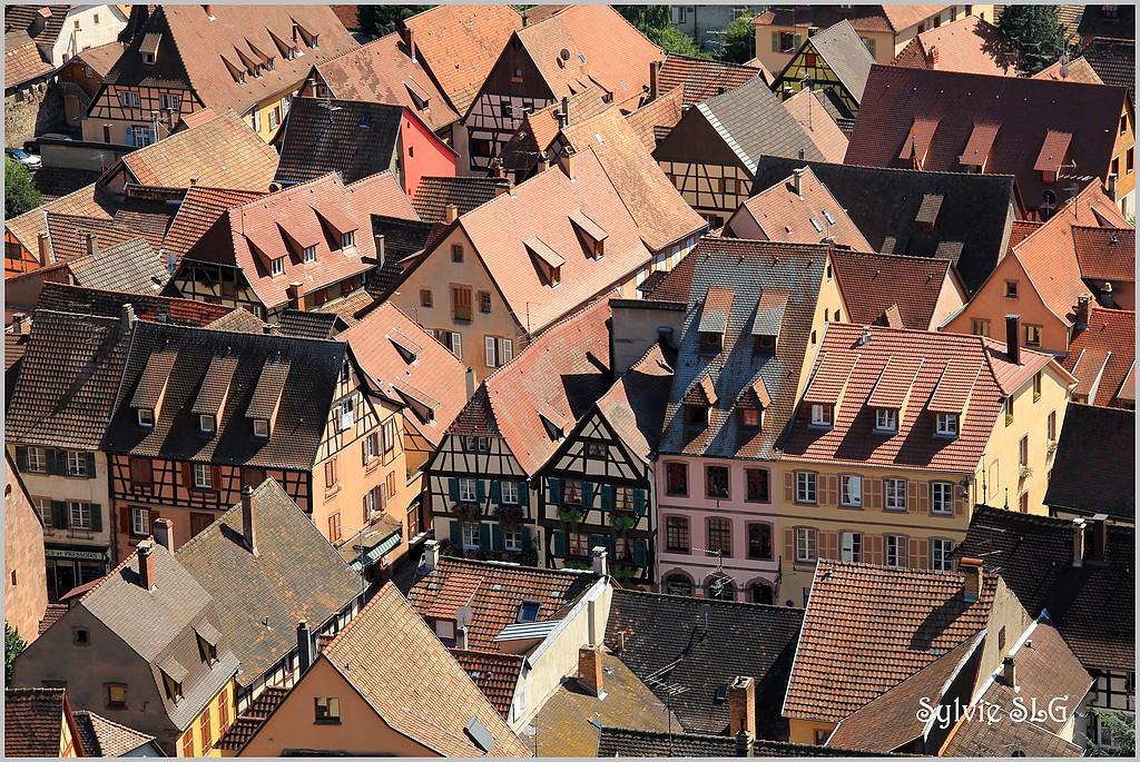 Kaysersberg et Eguisheim