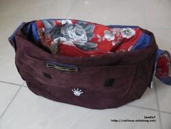 Essai en couture: un sac à main