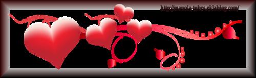 Tubes cœur Vectoriel 2976