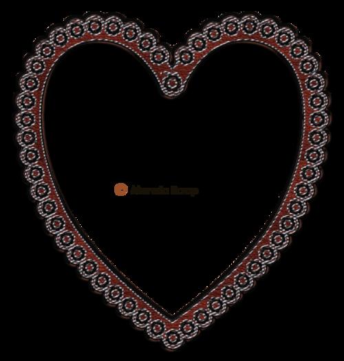 Cadres cœur 1