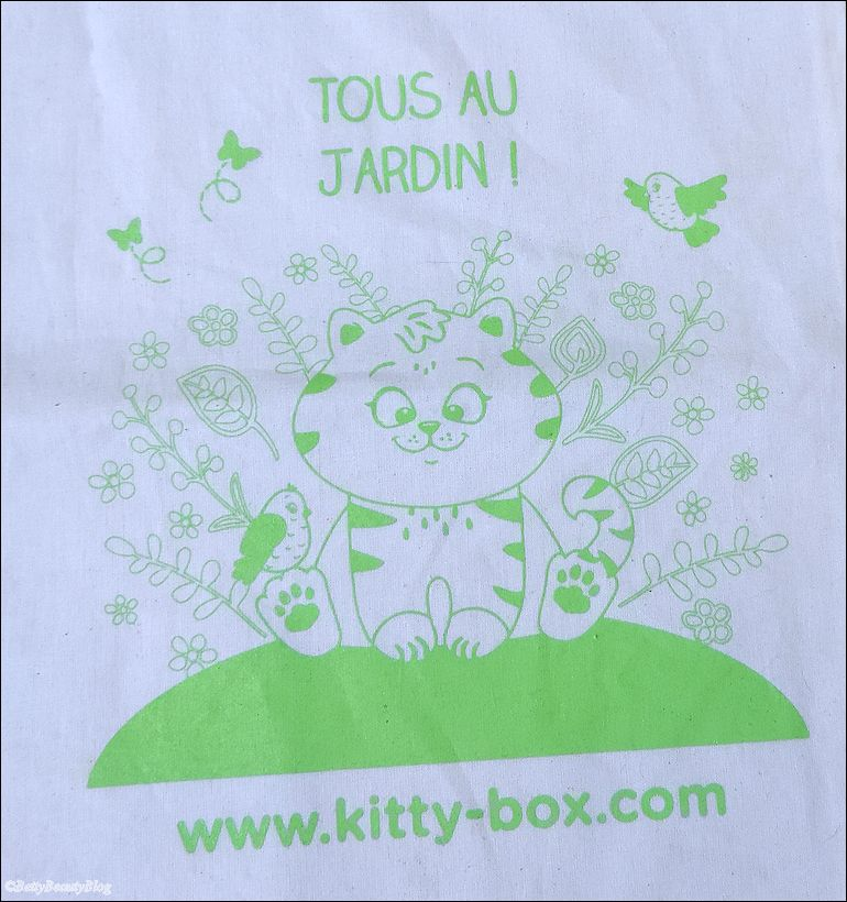 Kitty box la découverte
