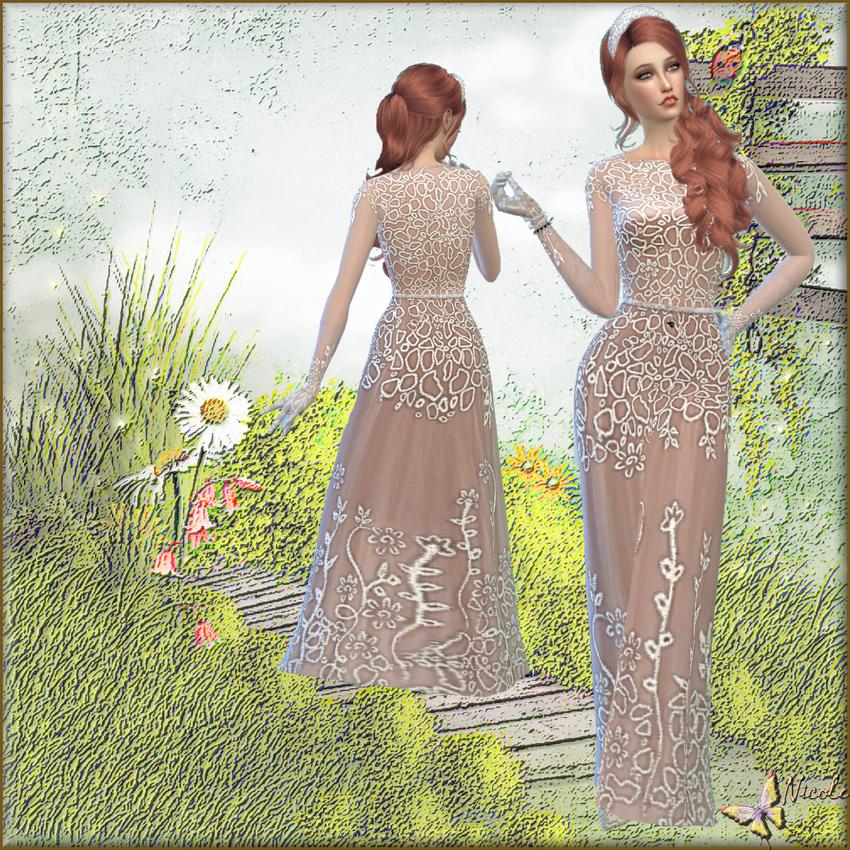 TS4 Sim: Léopoldine
