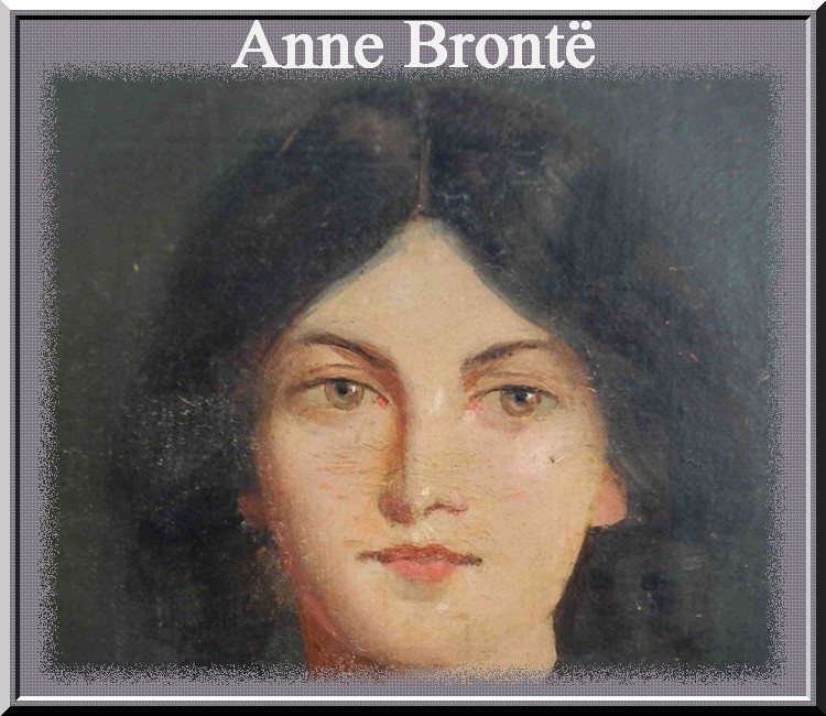 17 Janvier 18     : naissance d'Anna Brontë