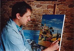 christian guinet peintre