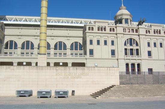 Montjuic - Stade Olympique Lluis Companys1