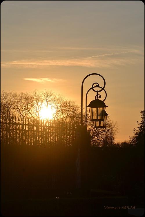 Confinement Jour 15 - Quand le soleil se couche ...