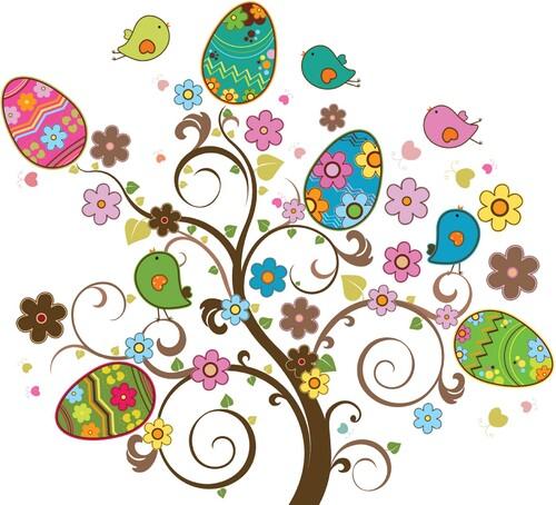 Joyeuses fêtes de Pâques !!!
