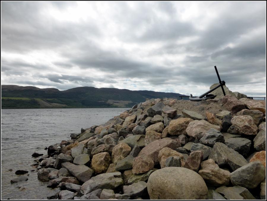 Voyage en Ecosse N°13 : Mini-croisière sur le Loch Ness !