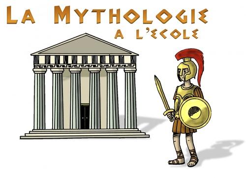 Projet mythologie