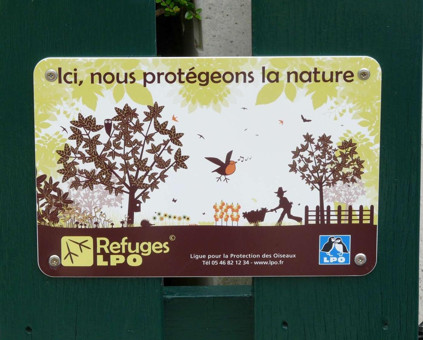 Nouveau Refuge LPO