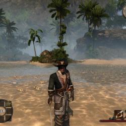 Une île paradisiaque, une mer translucide. Vite mon maillot de bain !