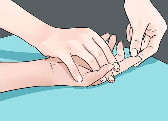 9 problèmes de santé signalés par les mains
