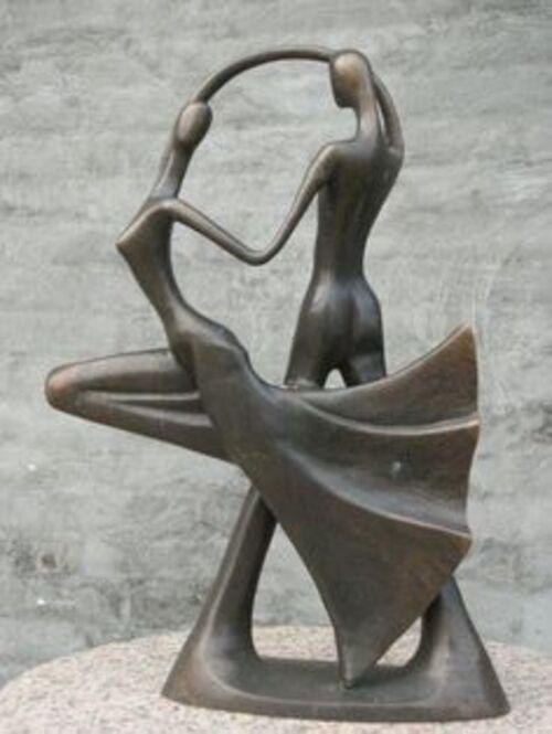 Isabel Miramontes Sculpteur