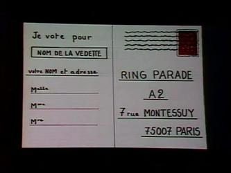 1er août 1976 / RING PARADE
