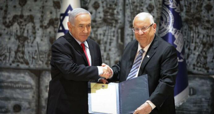 Le président israélien Rivlin devrait demander à Netanyahu de former un nouveau gouvernement