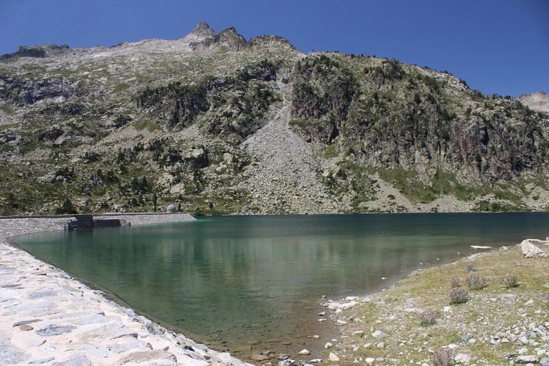 Au lac d'Aubert
