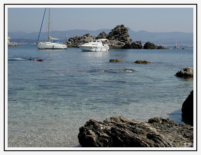 L'île des Embiez