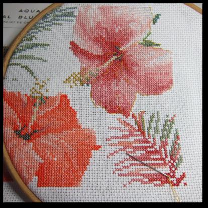 Aquarelle Hibiscus (2)