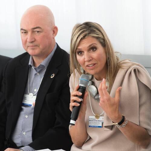 Maxima à Davos