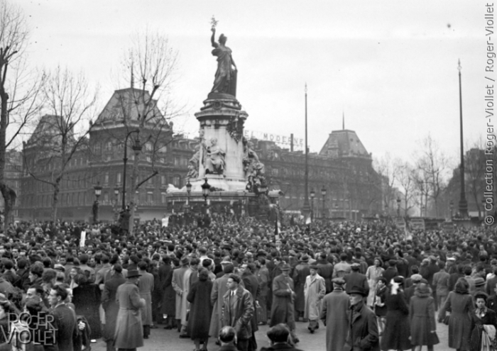 La leçon d'histoire de la statue de la République