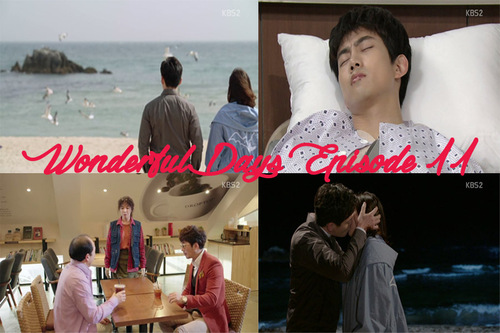 Wonderful Days Episode 11