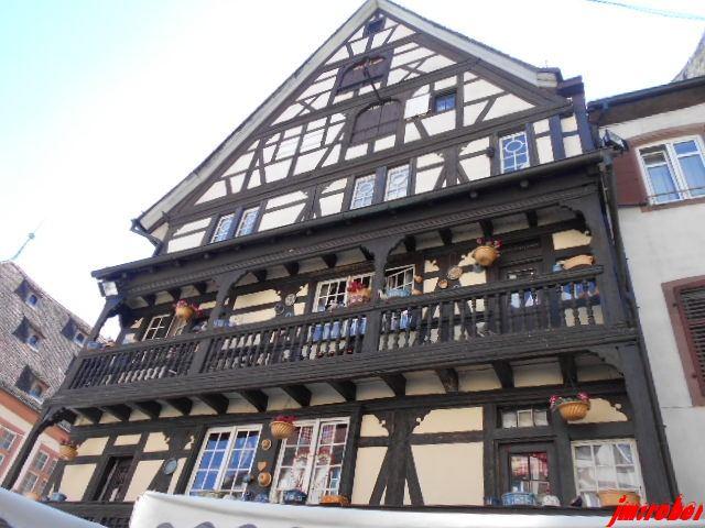"""Découvrir en 4 jours l'Alsace et la visite de la capitale de l'Alsace et de l'Europe """" 6-4"""""""