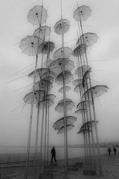 06 - art et parapluie