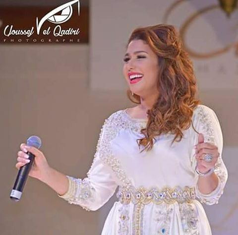 Houda Saad invitée de Caftan Mazagan 2016