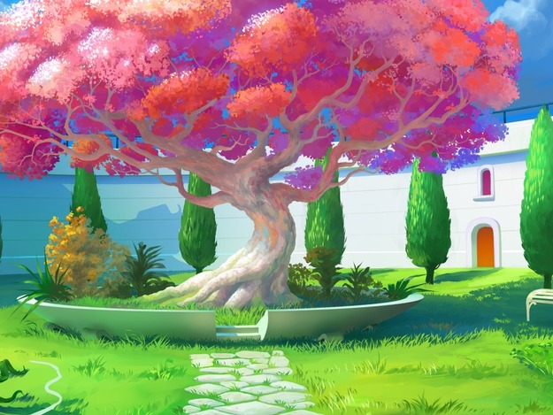 Cerisier centenaire