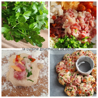 COURONNE GOURMANDE THERMOMIX
