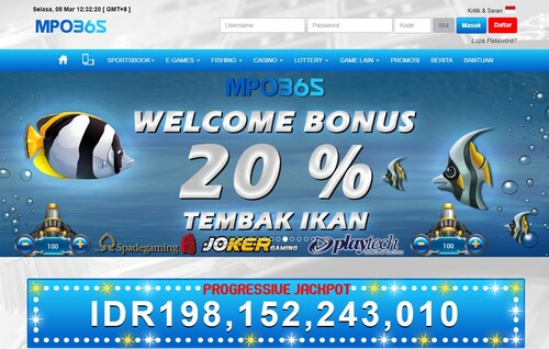 Mpo365 Situs Agen Judi Online Termurah Se Indonesia