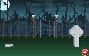 TJouer à oon Escape - Graveyard