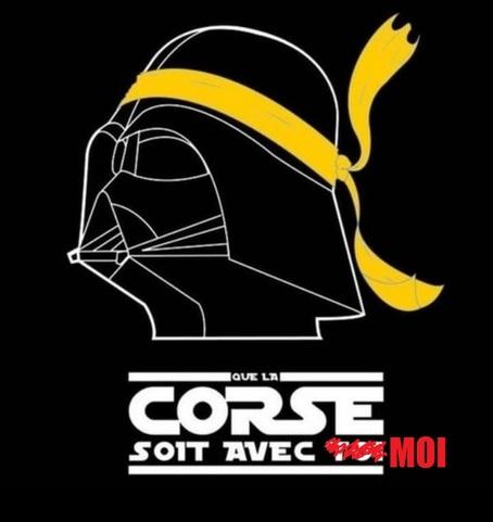 Que la Corse soit avec moi