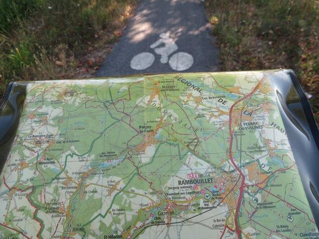 Week-end à vélo dans la Haute Vallée de Chevreuse (157 km) - 11 et 12 juillet 2020