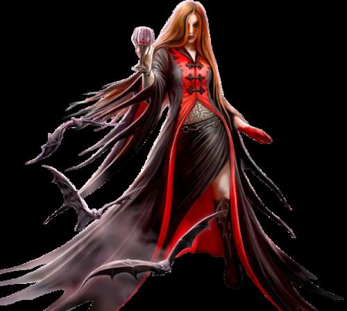 Femme Gothique ou divers personnage etc / 13