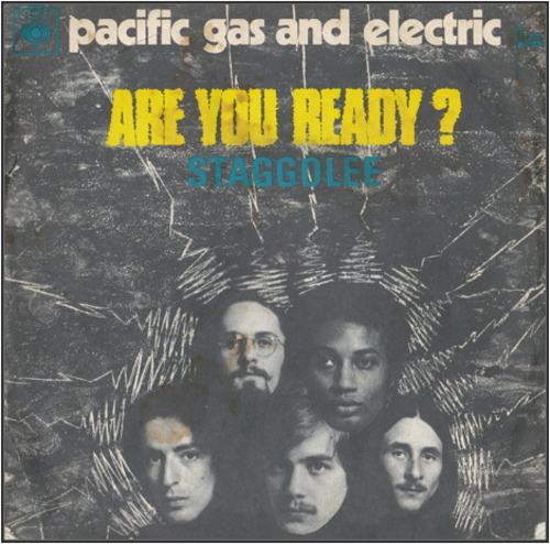 Pacific Gas and Electric - Are You Ready (1970)