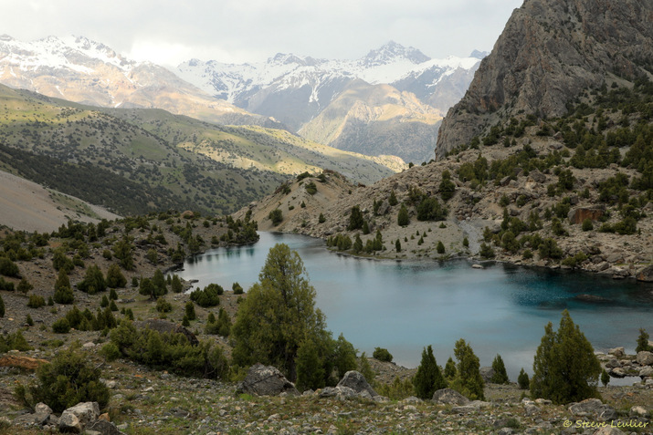 Lac Guitara, Tadjikistan