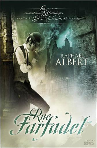 Livre Rue Farfadet