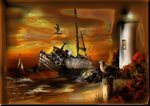 Création Theme Sur La Mer