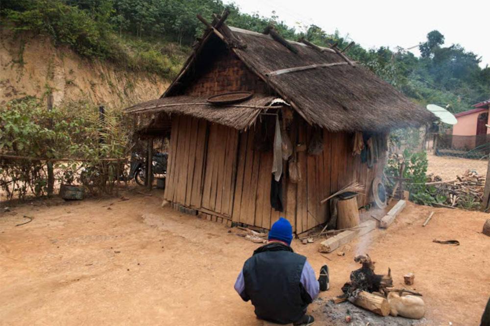 La maison du bonheur pour le tresseur - Houana