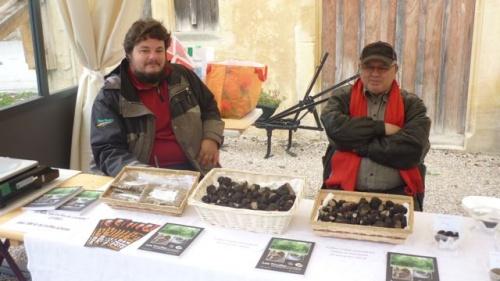 7ème marché de la truffe (30 octobre 2010)
