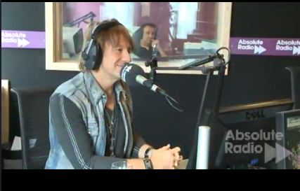 Richie Sambora a été interviewé par Absolute Radio.