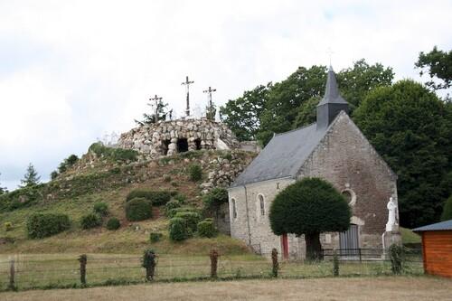 Le calvaire de Pont-Chateau