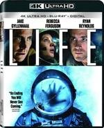 [UHD Blu-ray] Life - Origine inconnue