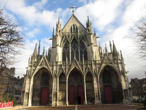 Basilique Saint Urbain à Troyes