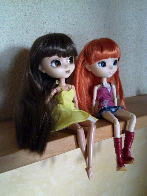 Ala,une copine pour Asuka