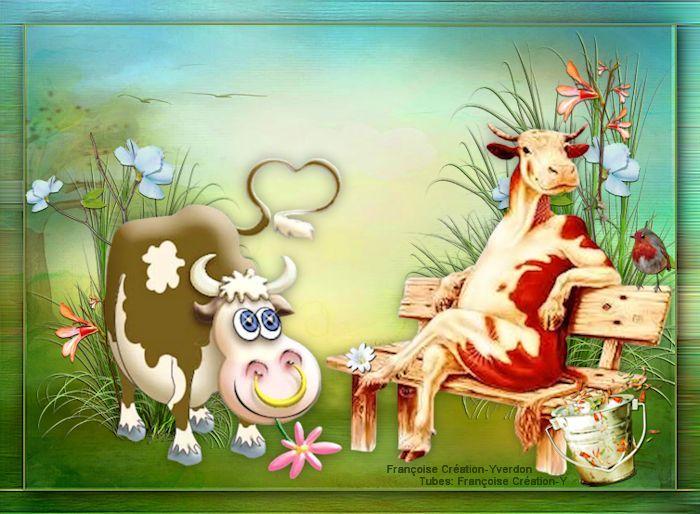 Vaches Rigolottes