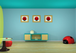 Ladybug Room - Sanpoman